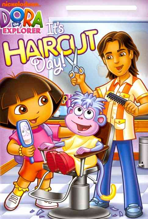 DORA THE EXPLORER:IT'S HAIRCUT DAY BY DORA THE EXPLORER (DVD)